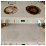 Deep Oven Clean - photo gallery