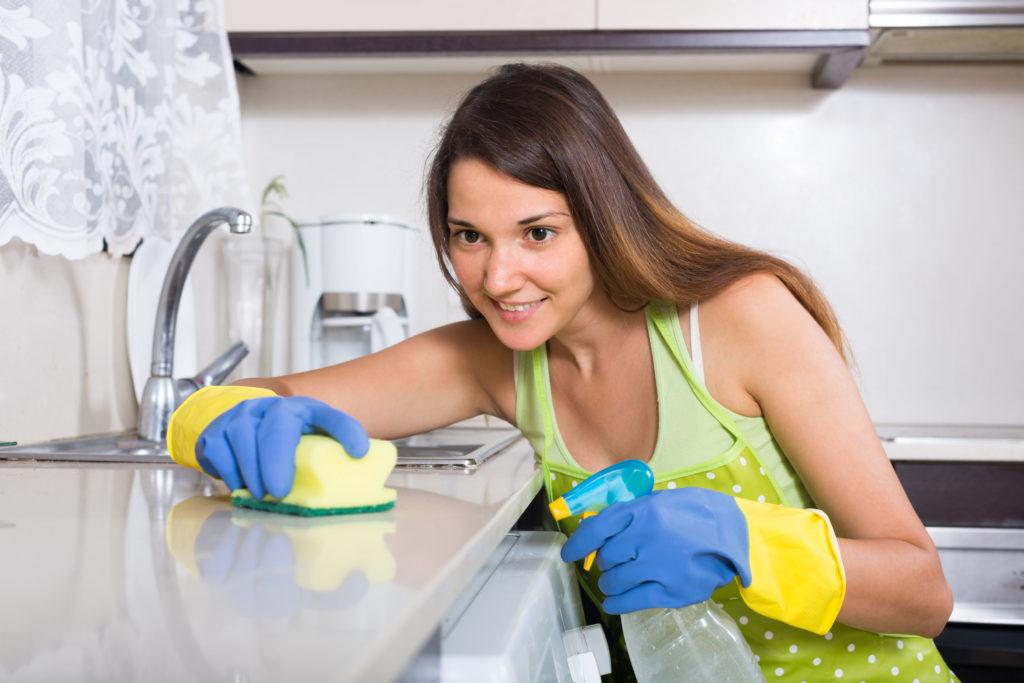 green clean maid