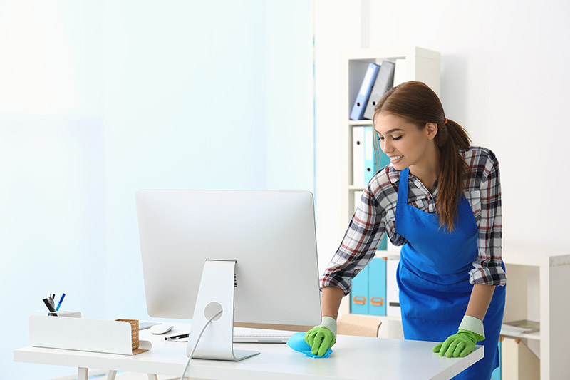small office cleaning services in portland