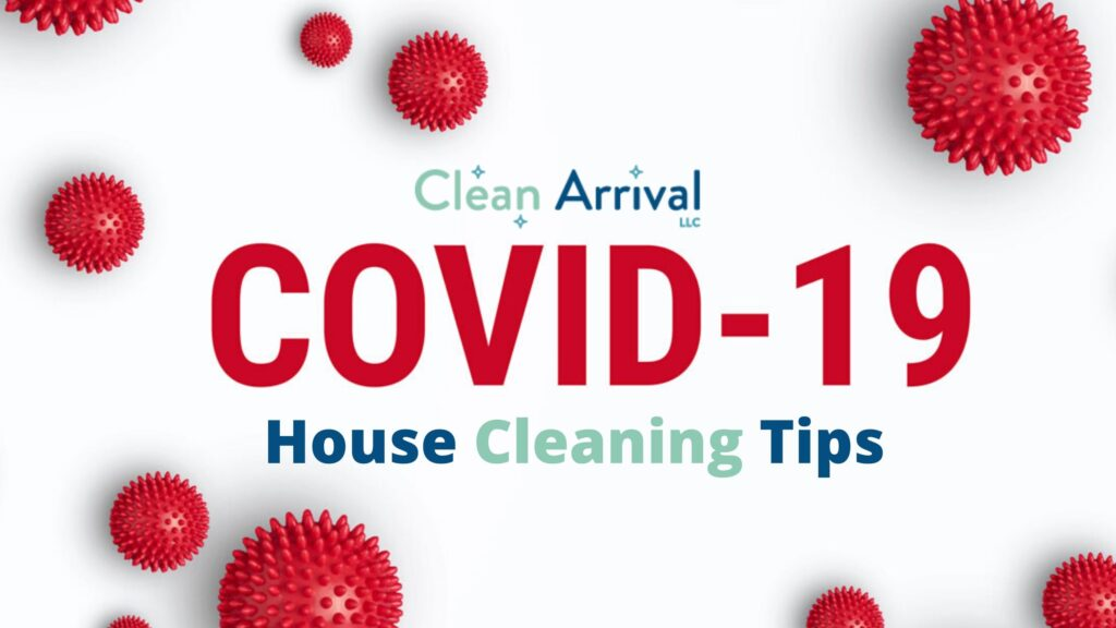 coronavirus house cleaning services