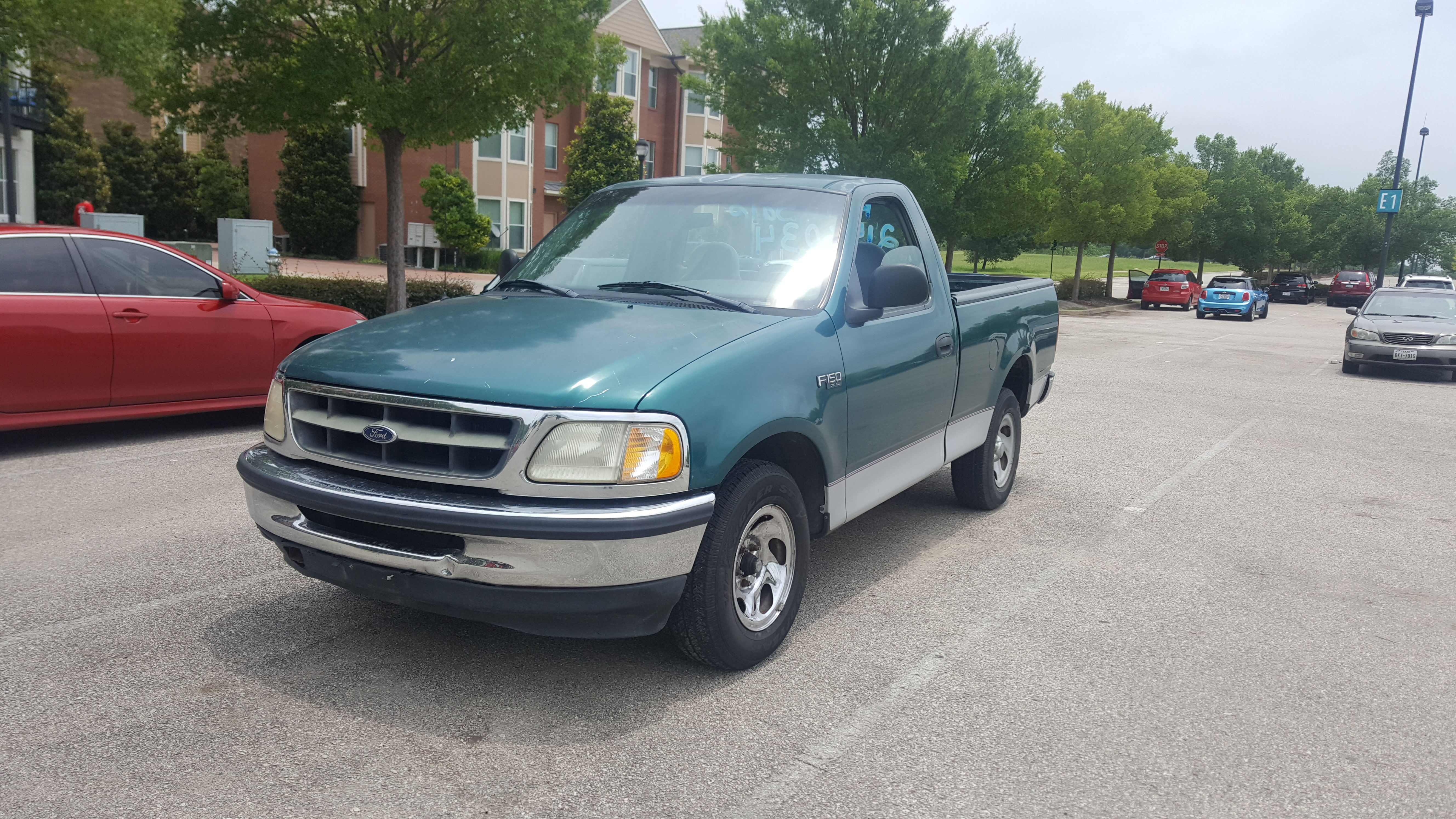 1998 Ford F-150 Cash for cars