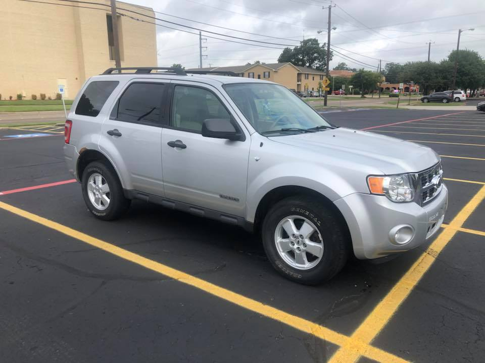 2008 ford escape cash for cars