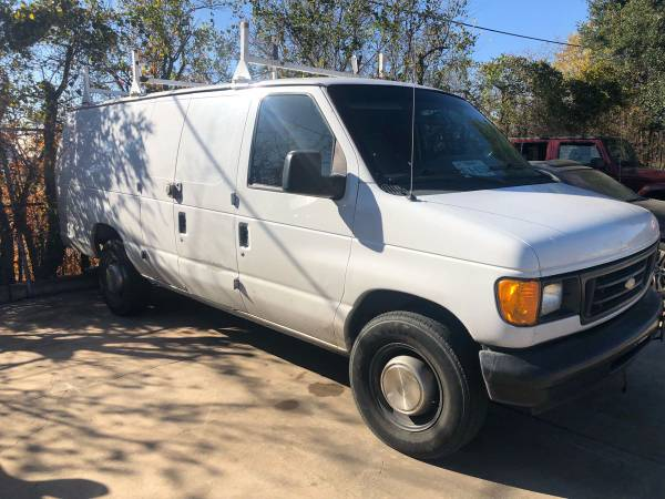 2001 Ford E-150 cash for cars