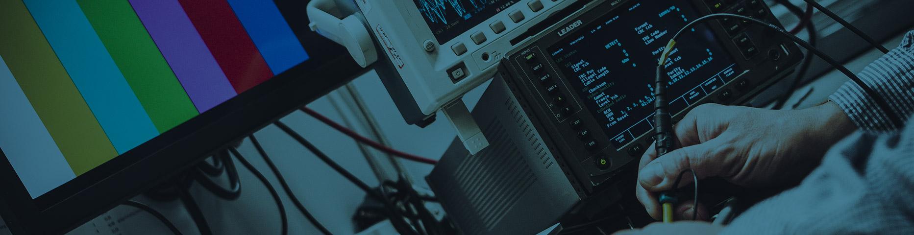 calibración monitor
