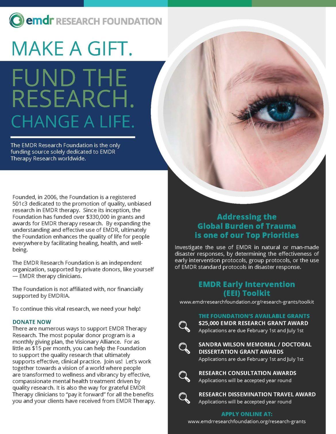 Fundraising Flier