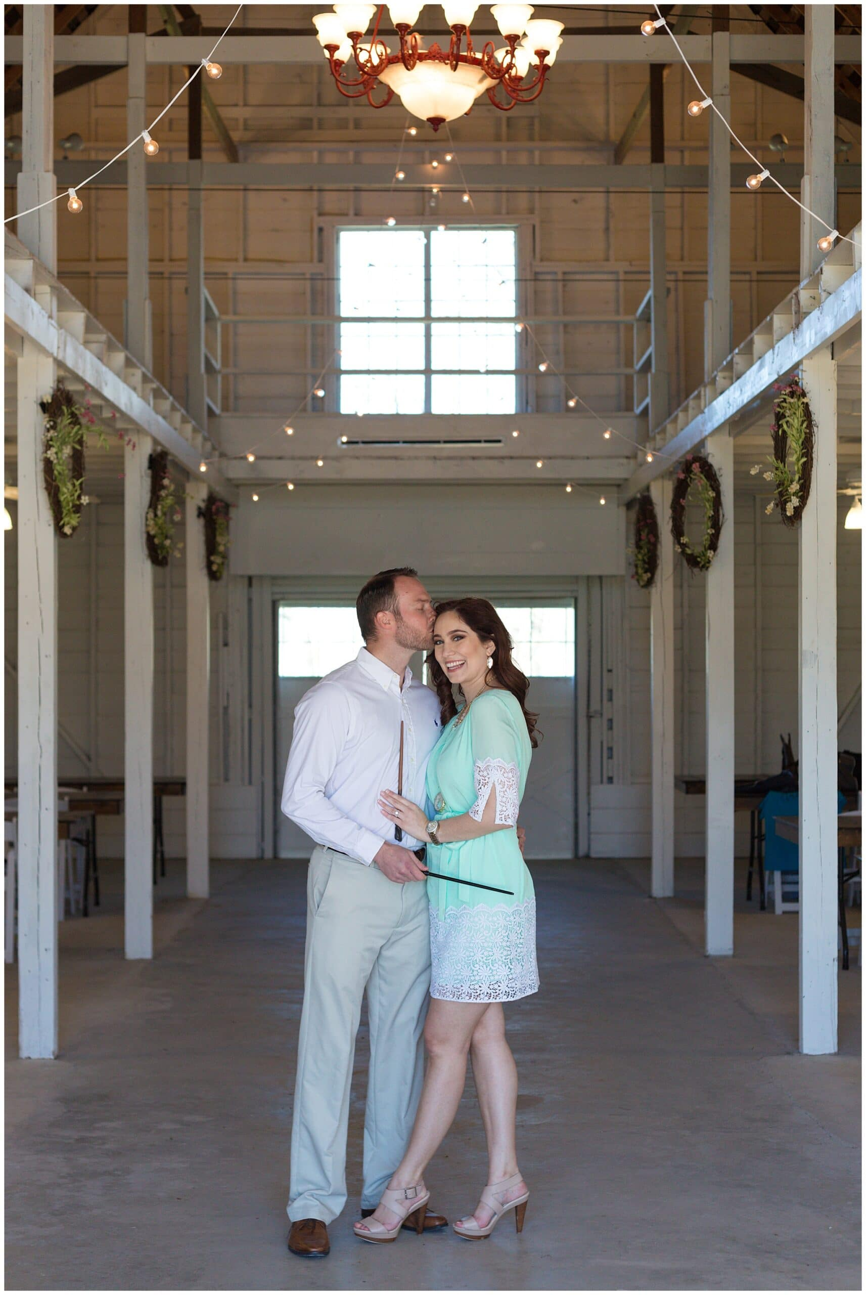 Magical engagements session at the Grand Texana in Houston, Texas photographed by Swish and Click Photography