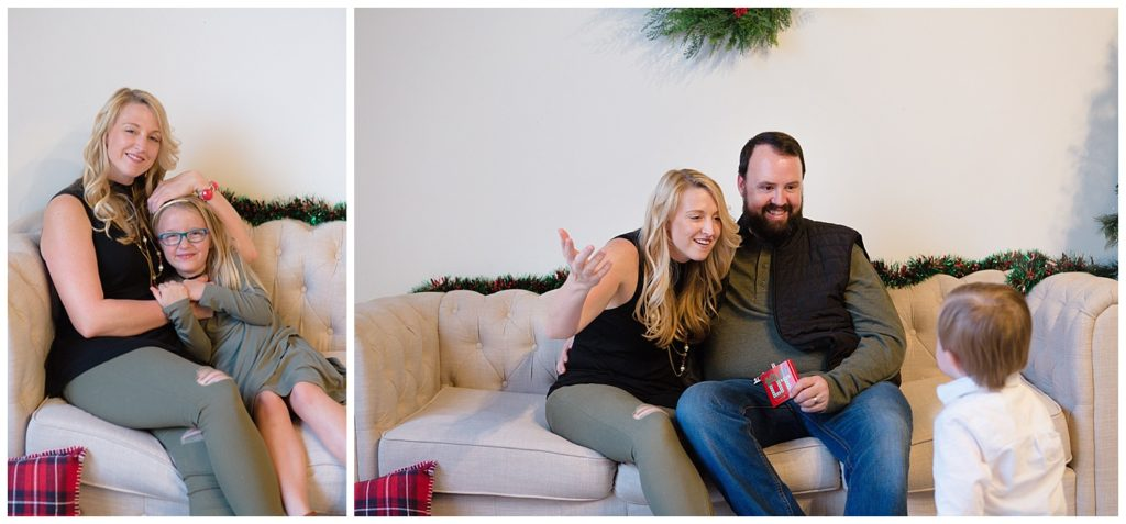 Christmas mini portraits