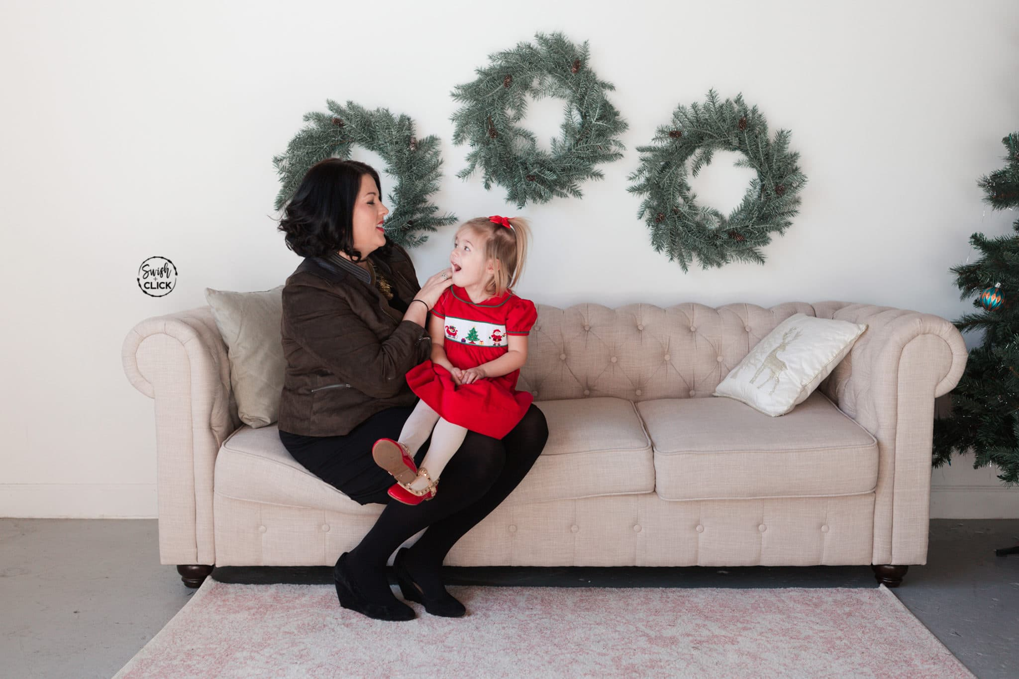 Houston Portrait Photographer | Christmas Mini Portraits Part 3