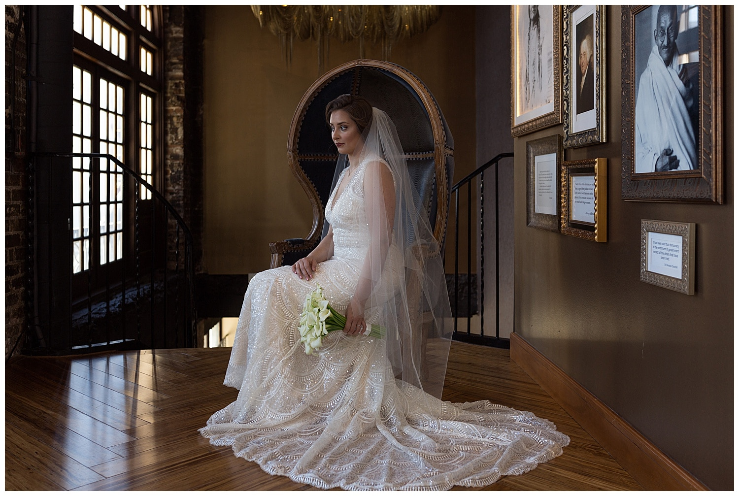Houston Bridal Photographer | Katy's Bridal Portraits