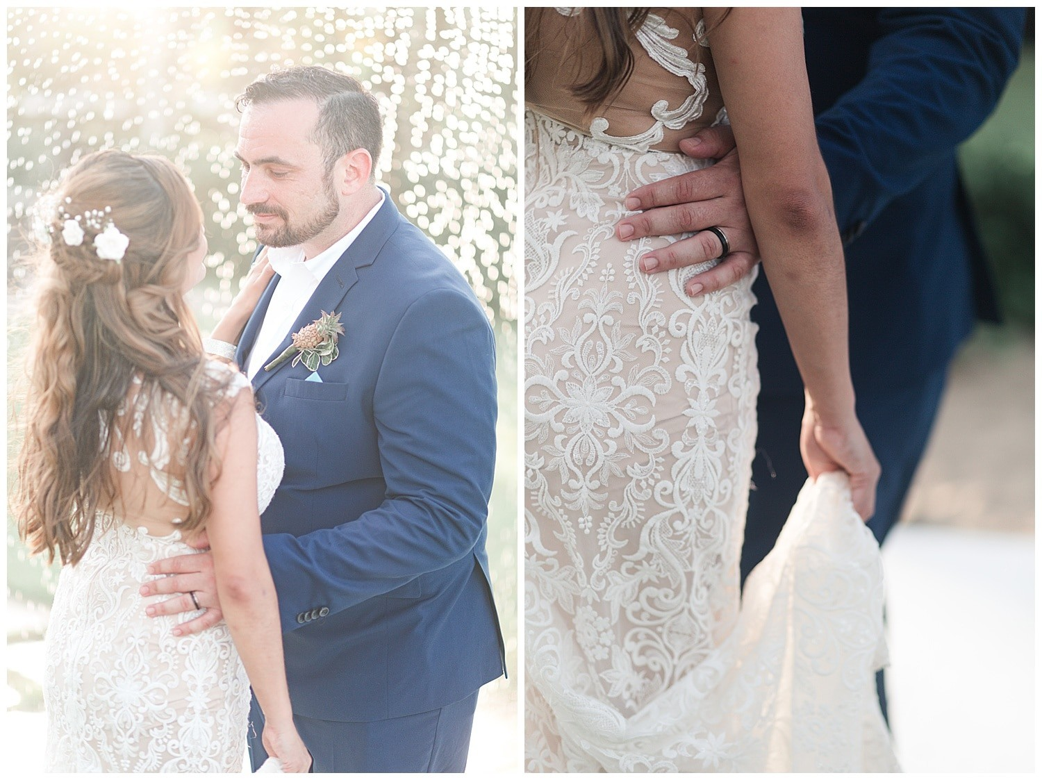 wedding couple at Villa Cocomar in the Dominican Republic by Swish and Click Photographer