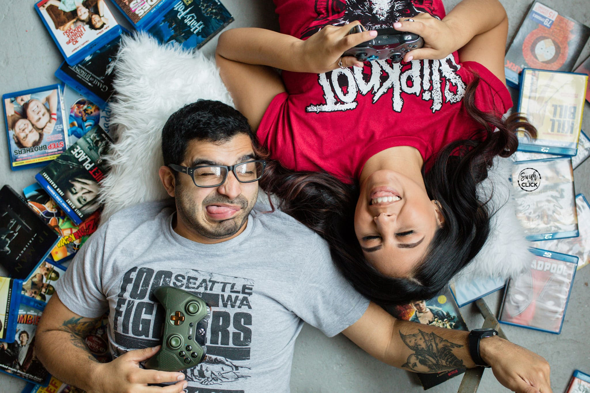 You'd Never Guess My Secret to Awesome Engagement Photos