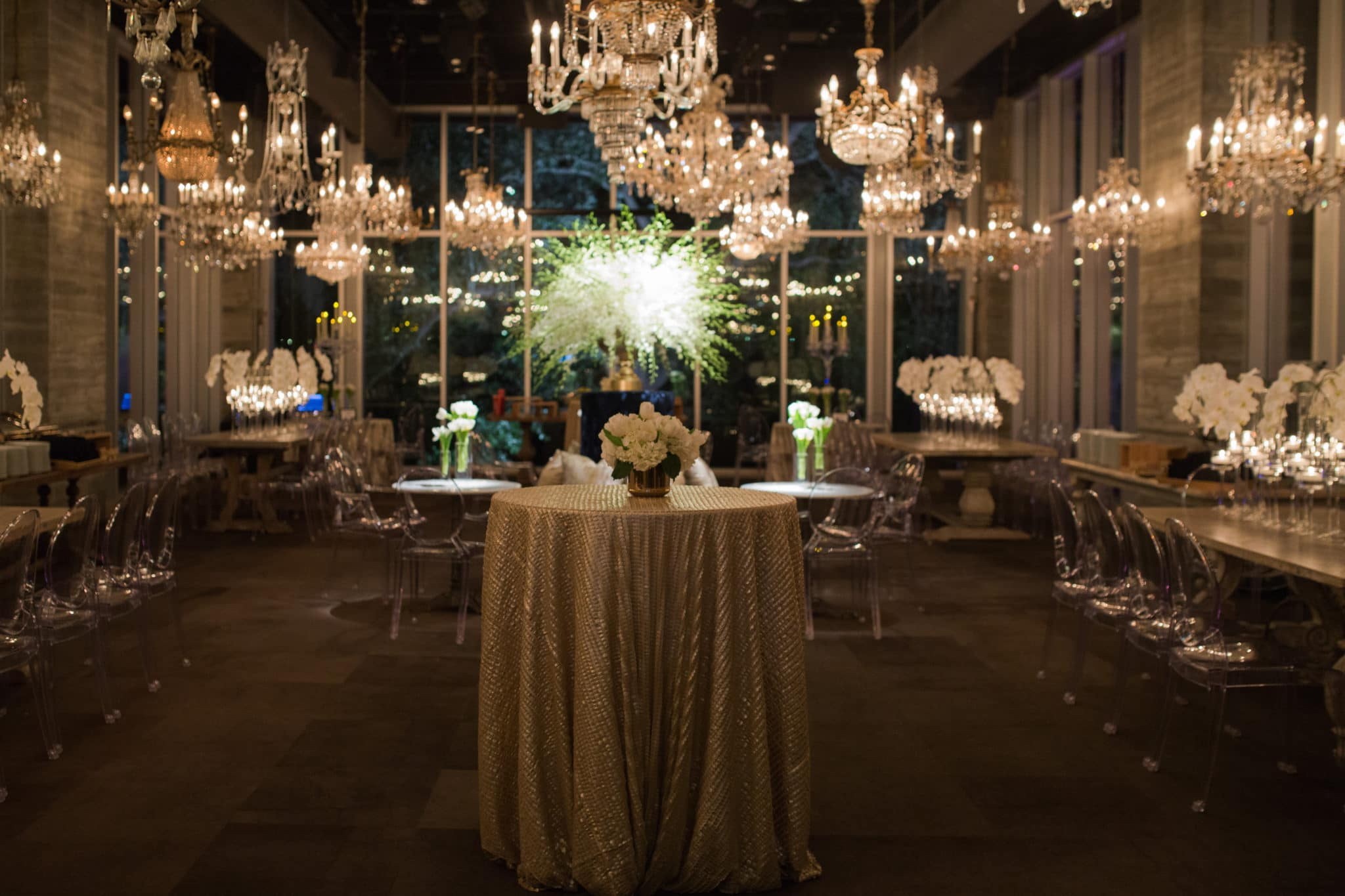 Two Awesome Wedding Venues in Houston