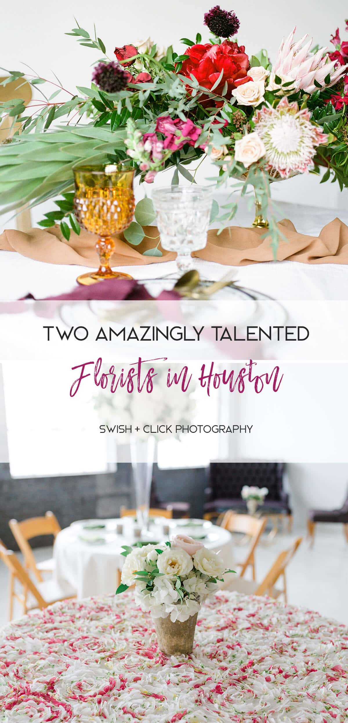 Two Amazingly Talented Florists in Houston