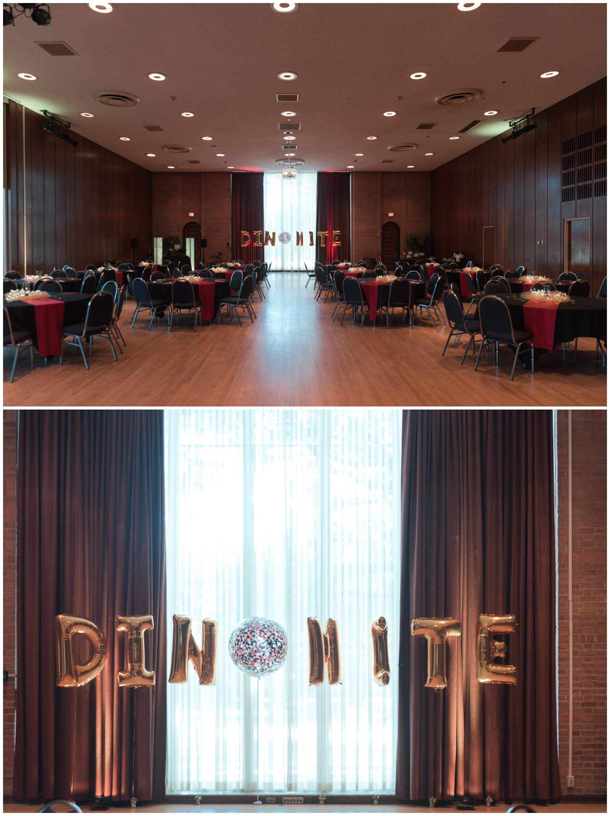wedding reception at Rice University in Houston Texas by Swish and Click Photography