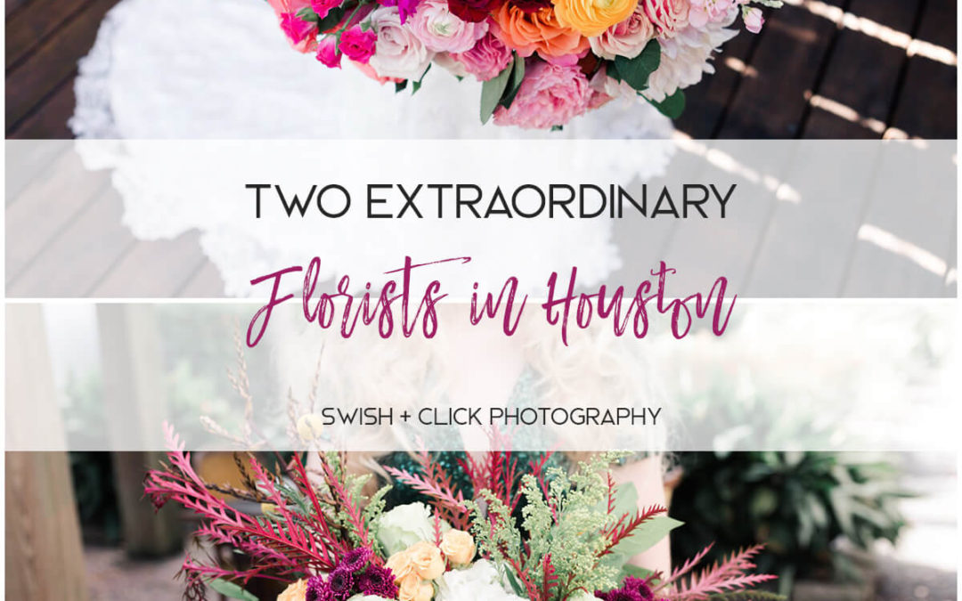 Two Extraordinary Florists in Houston