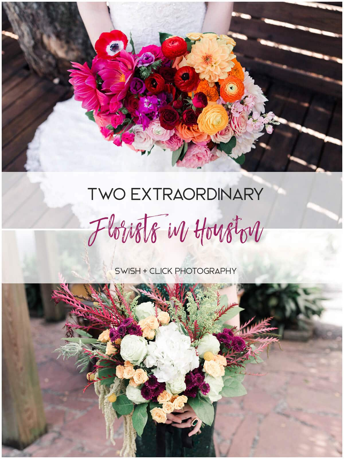 Two Extraordinary Houston Florists