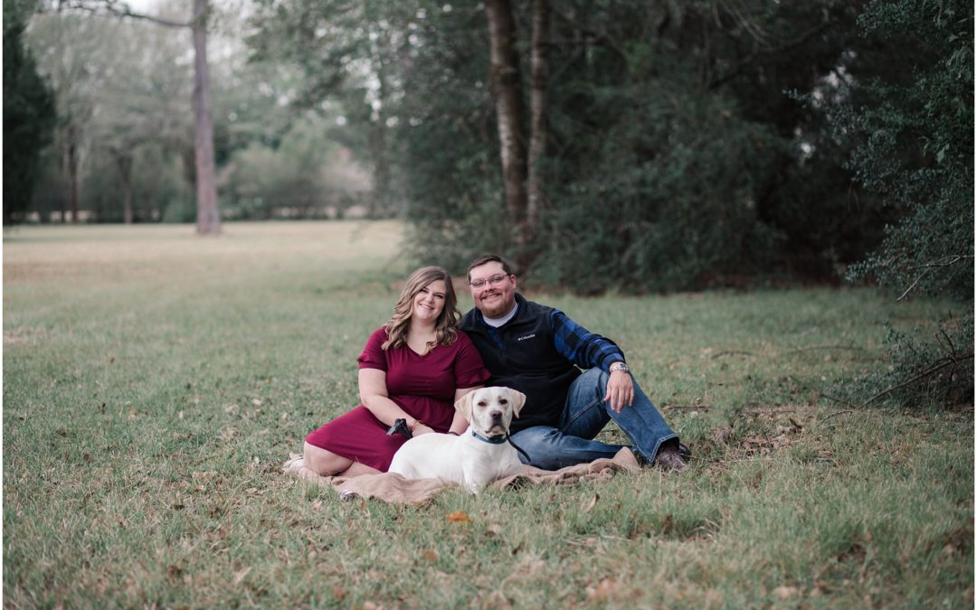 Fun Houston Engagement Session | Courtney + Dylan