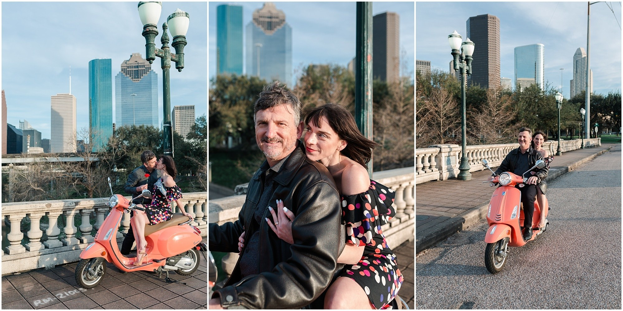 Megan and Amedeo engagements