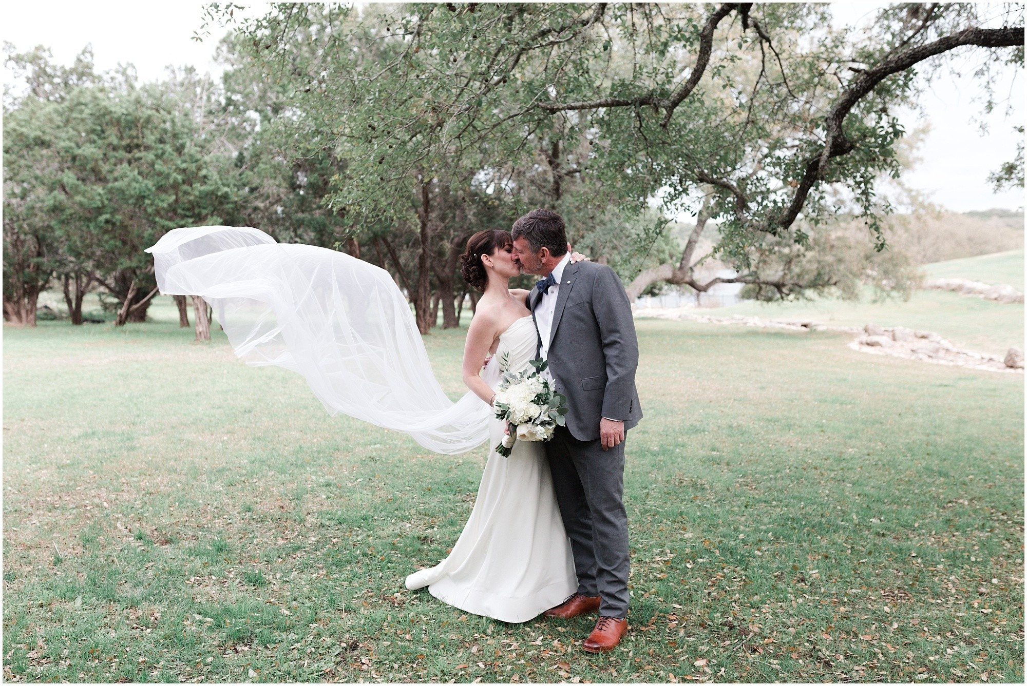 Elegant Austin Wedding | Megan + Amedeo