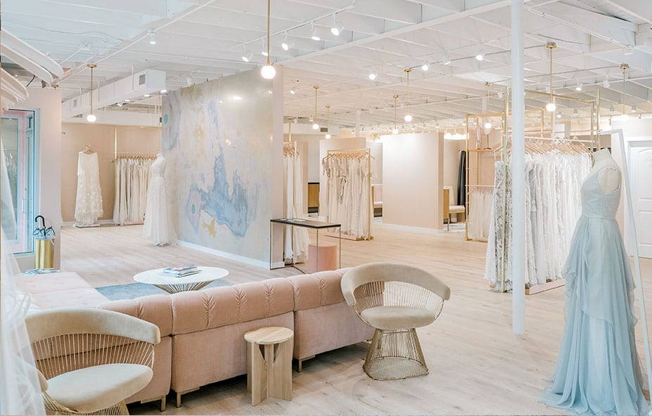 Lovely Bride gown shop