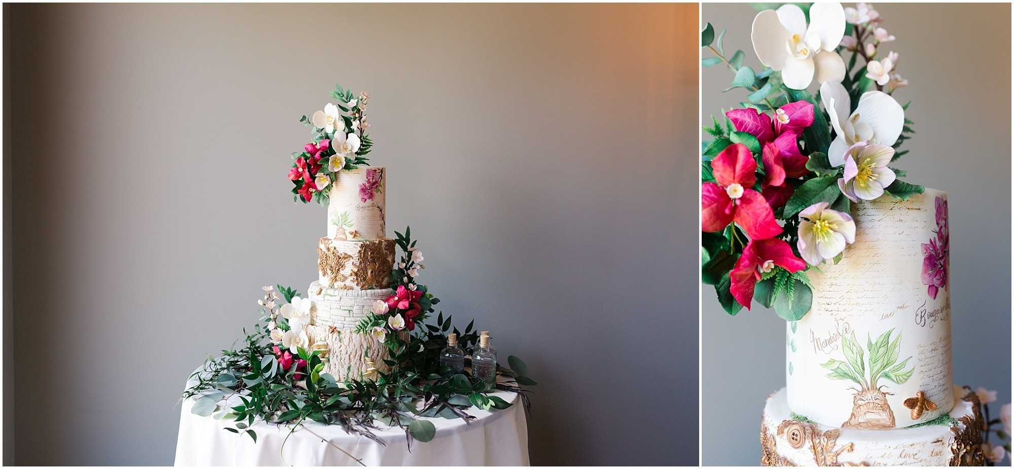 right baker for your wedding