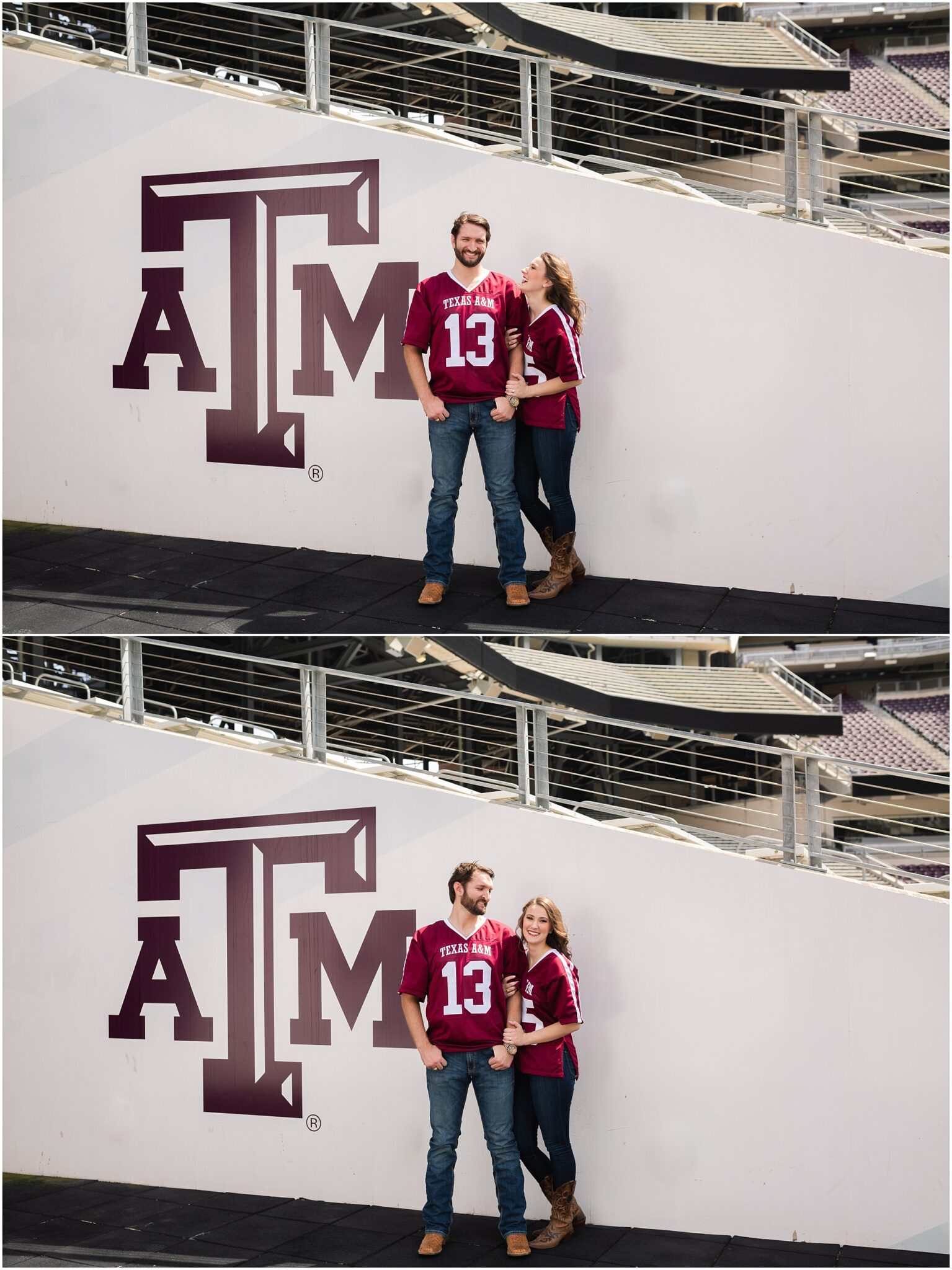 College Station engagements