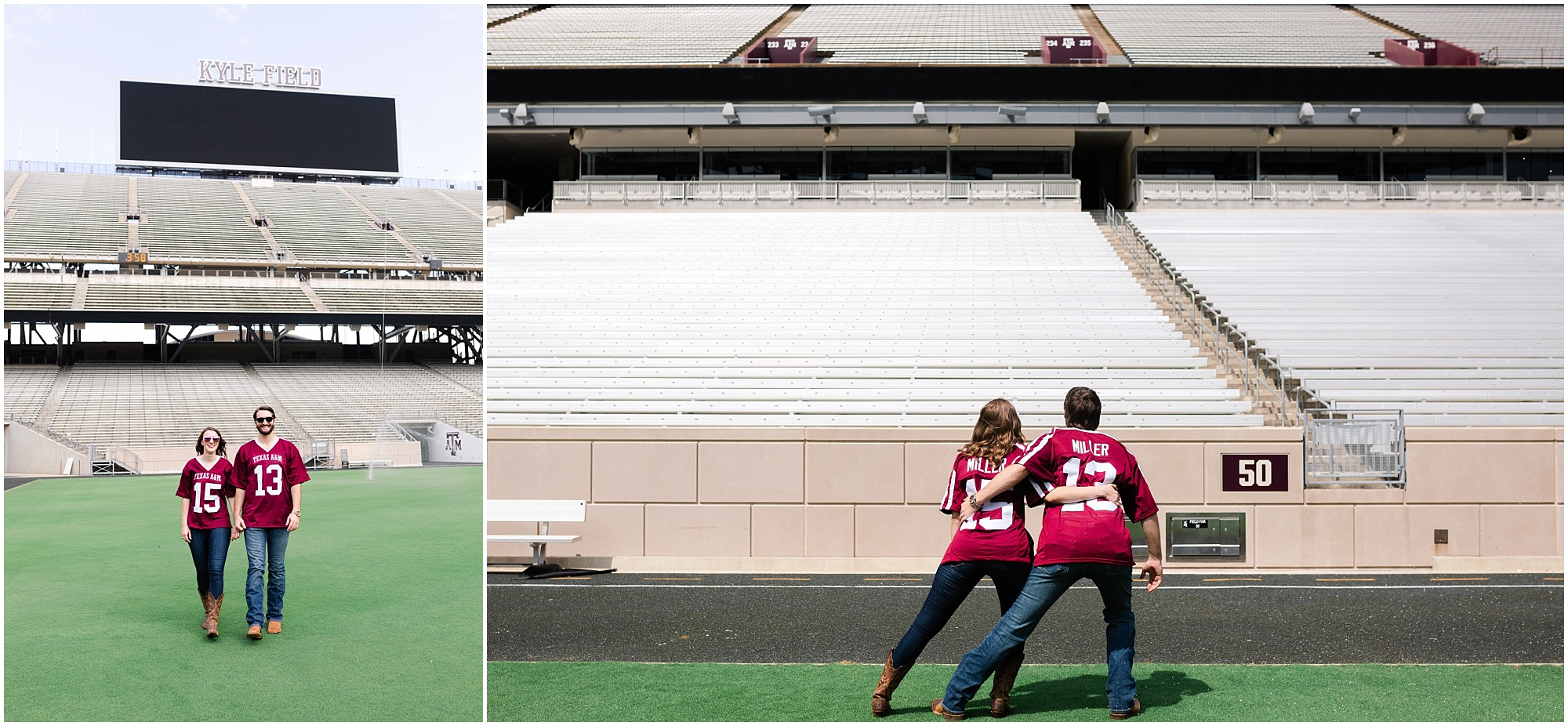 Kyle Field engagements