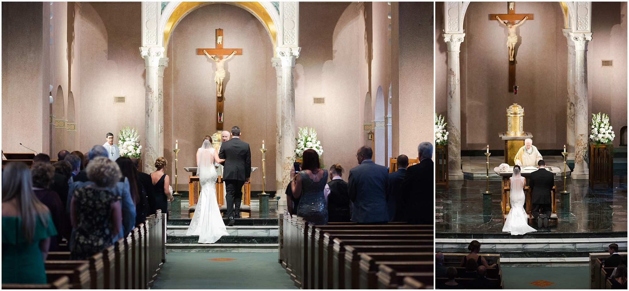 st anne catholic church wedding houston