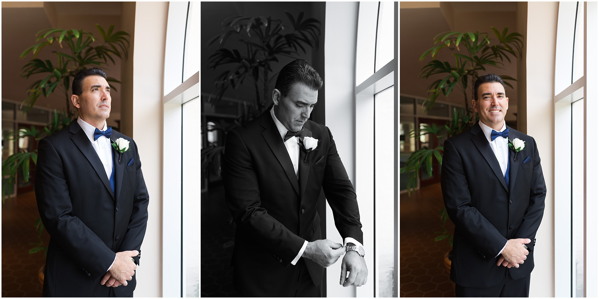 Houston groom portraits