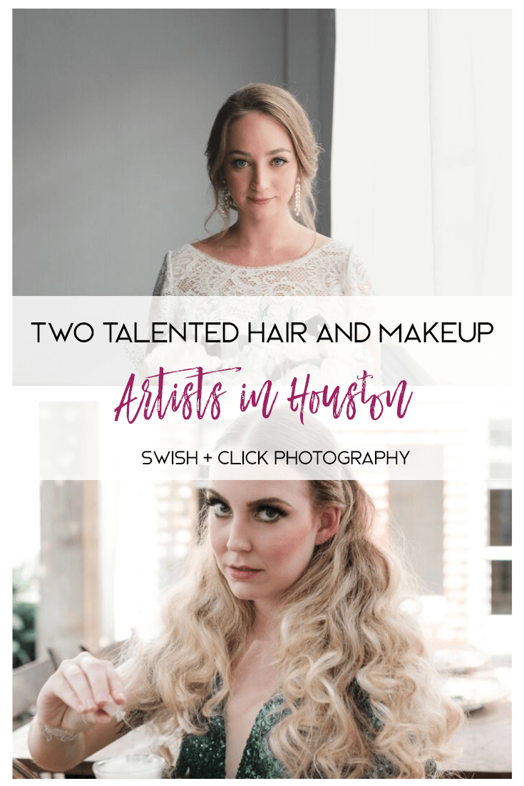 houston hair and makeup artists