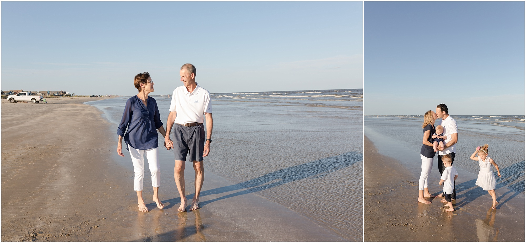 Surfside Beach Family Session