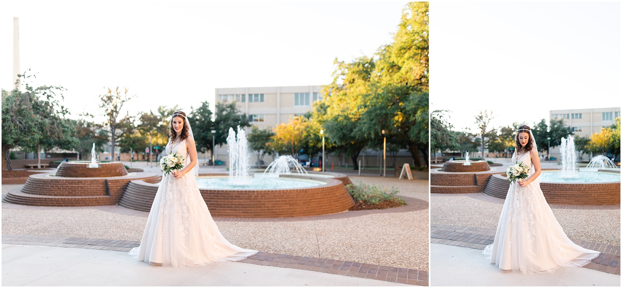 Houston bridal session