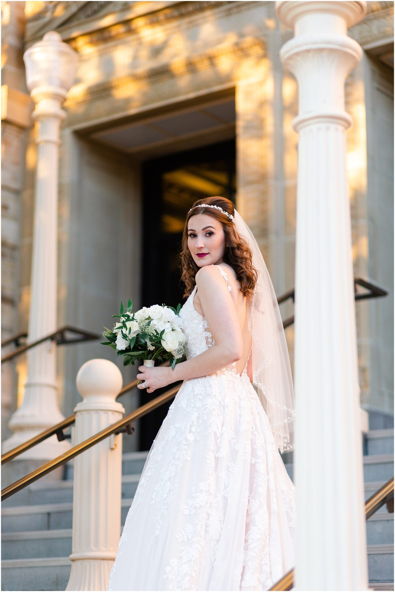 Texas A&M Bridal Session