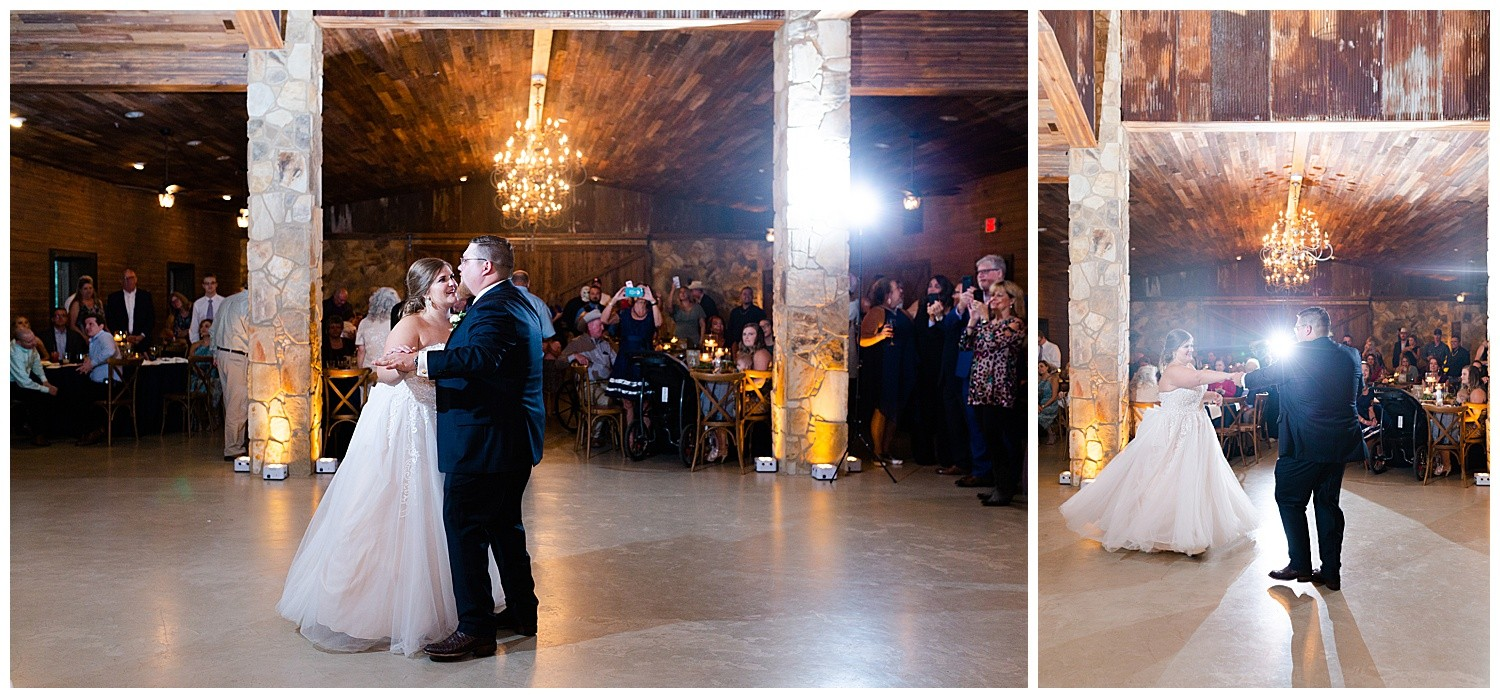 first dance married
