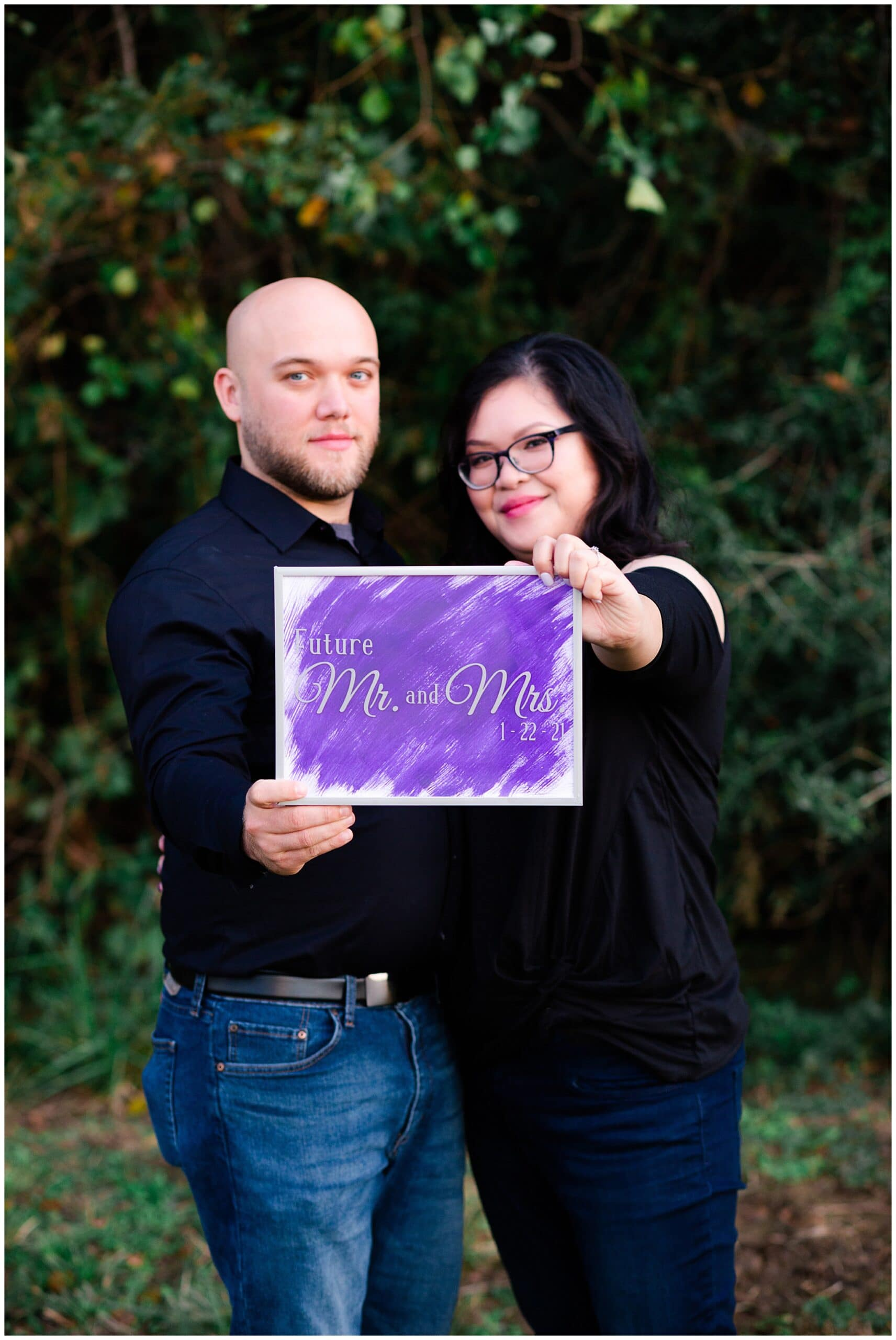 Houston Engagement Session by Houston Photographer Swish and Click Photography