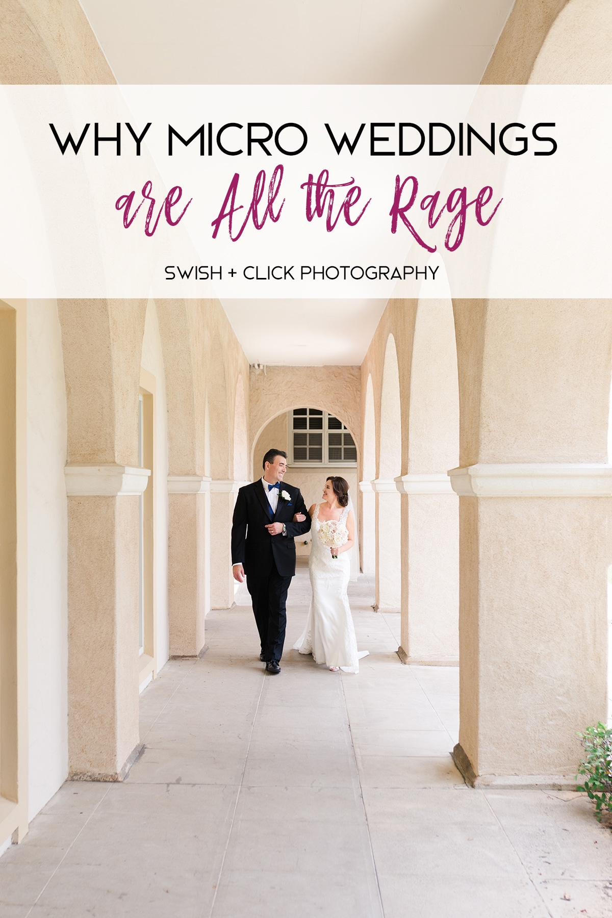 micro weddings are all the rage in Houston Texas with Swish and Click Photography