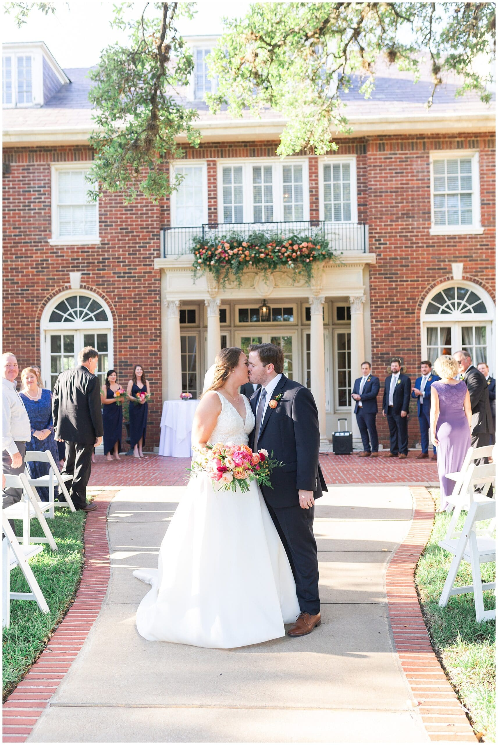 Colorful Astin Mansion Wedding | Jaquelyn & Justin