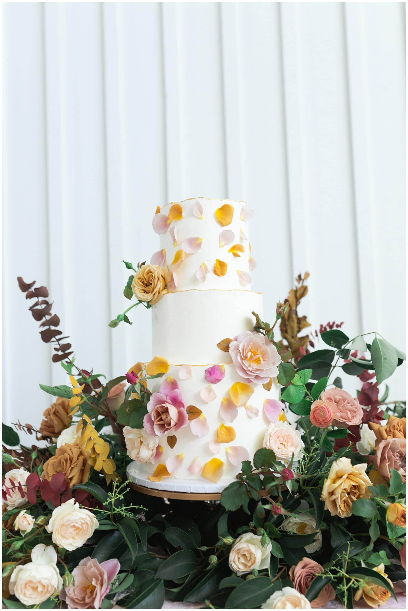 Blush and Yellow Inspired Wedding at The Farmhouse