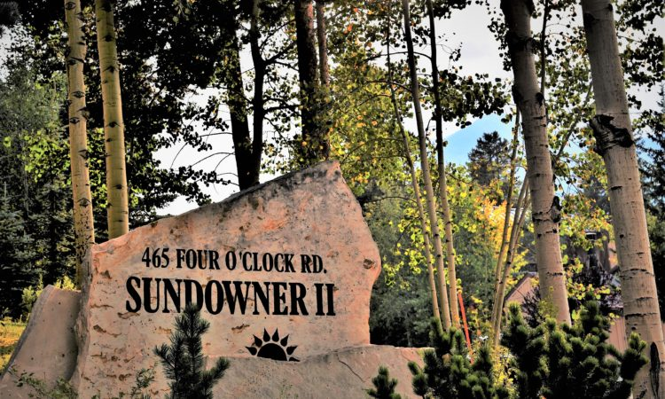 Sundowner II Sign