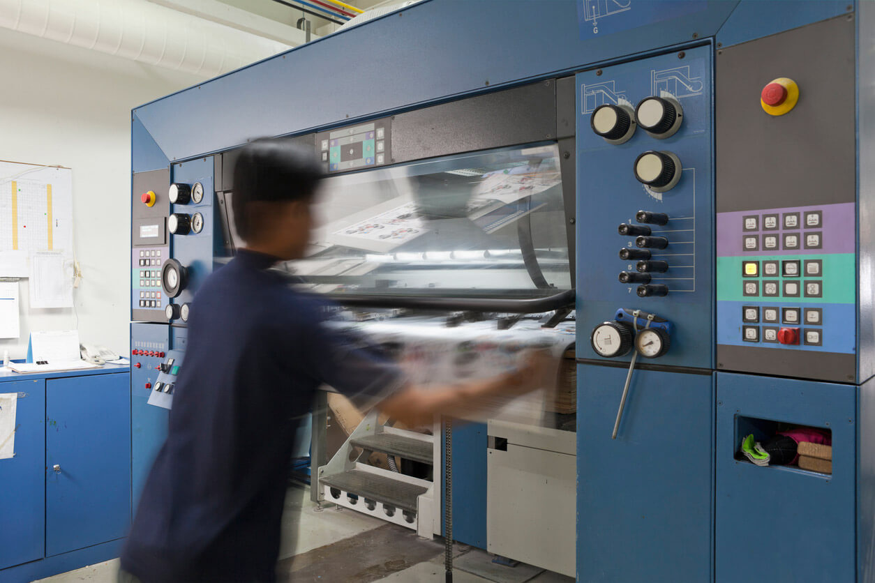 RSP: Offset Printing Capabilities