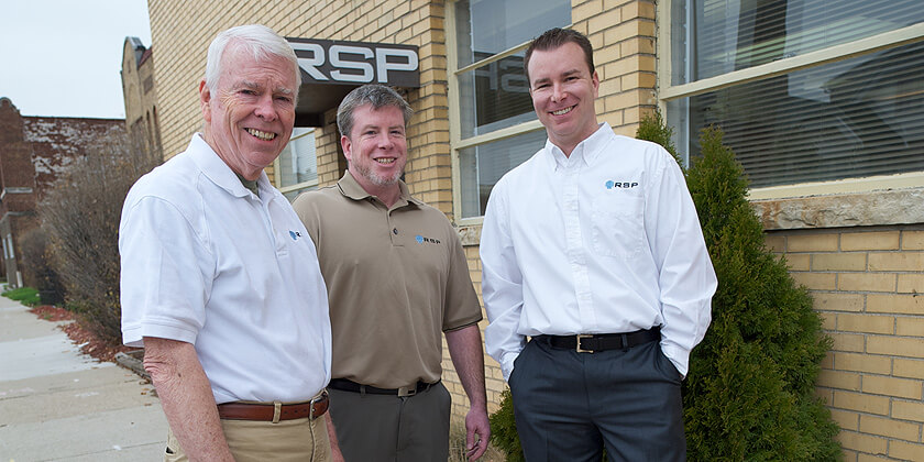 Picture of RSP Inc. USA Headquarters