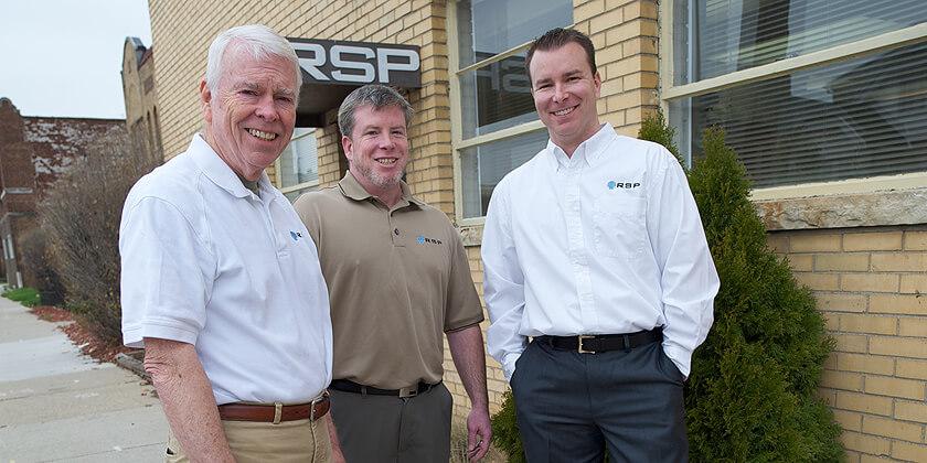 RSP: Milwaukee WI, USA Headquarters
