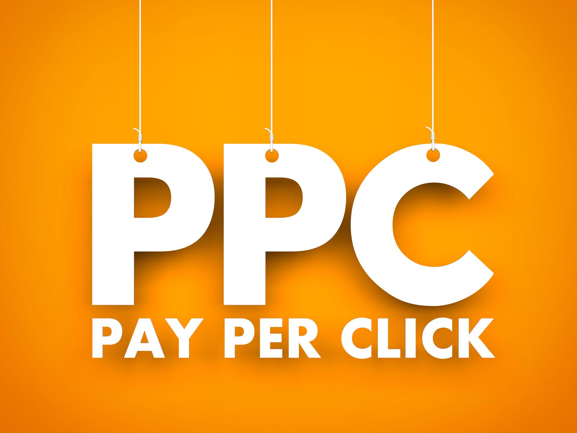 PPC Pay Per Click Marketing