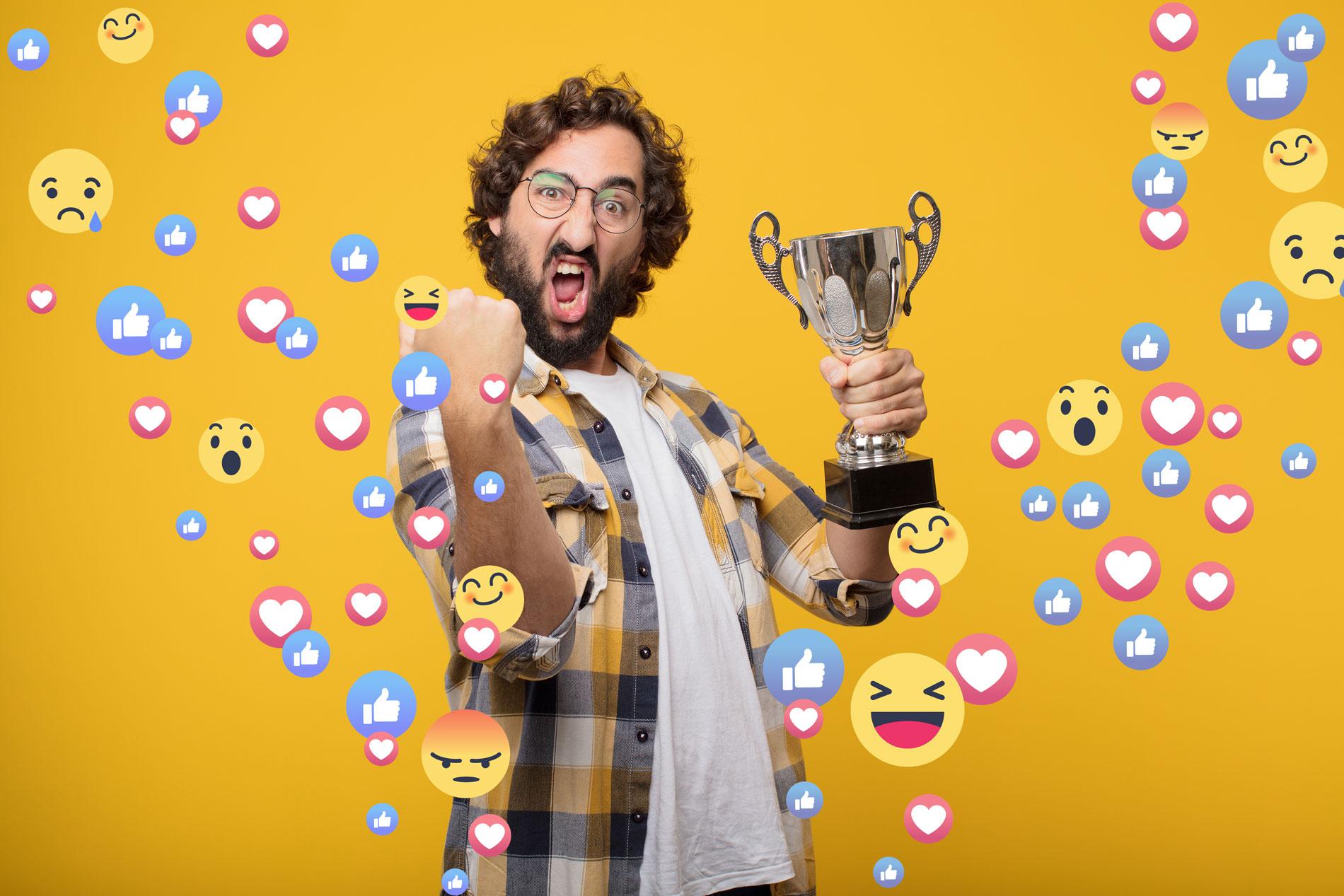 Social Media Contest Winner