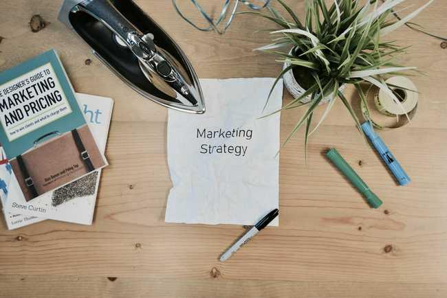 Ironing Out Marketing Plan