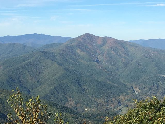 View of Cold Mountain