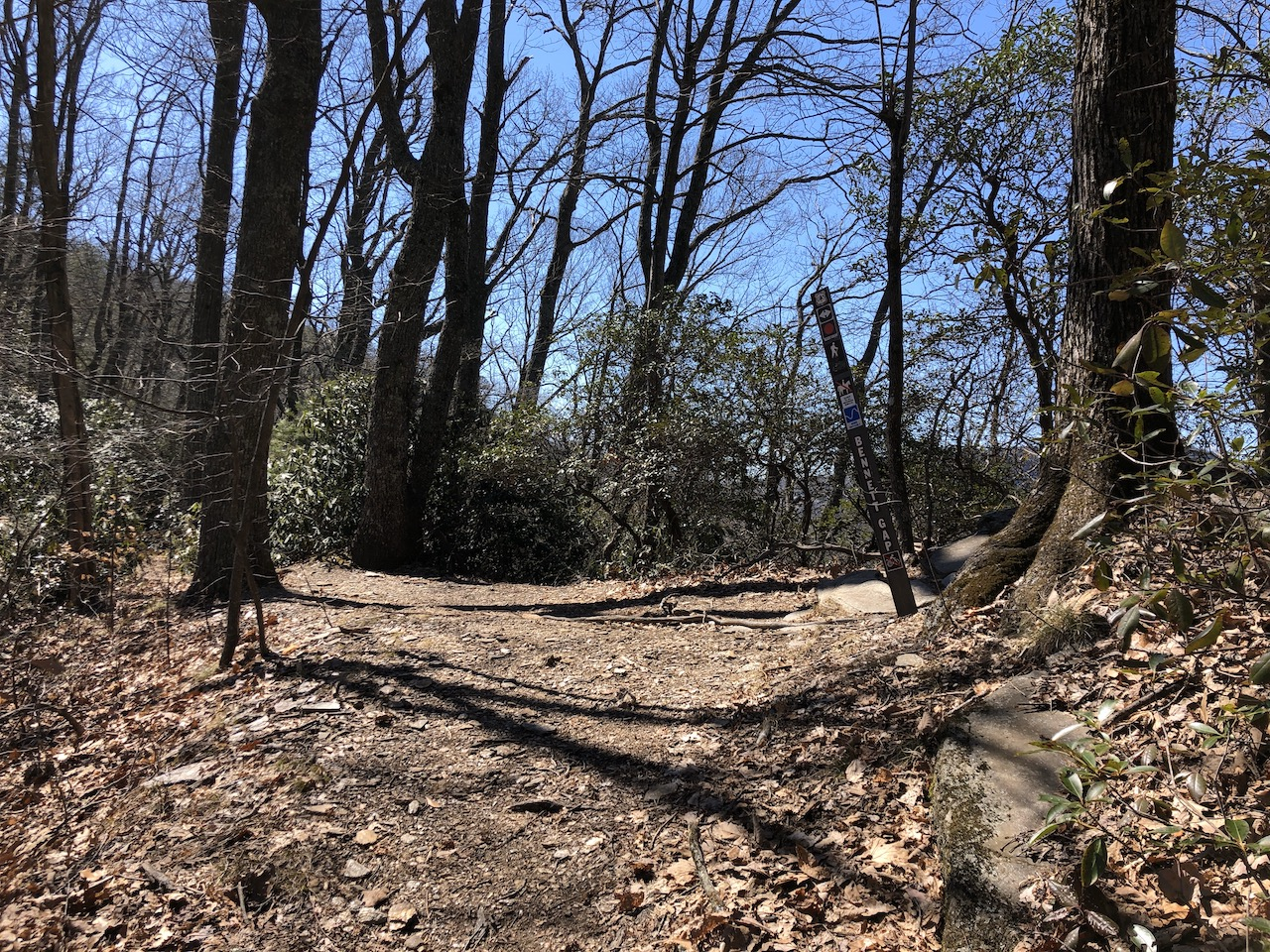 Perry Cove to Bennet Gap Loop
