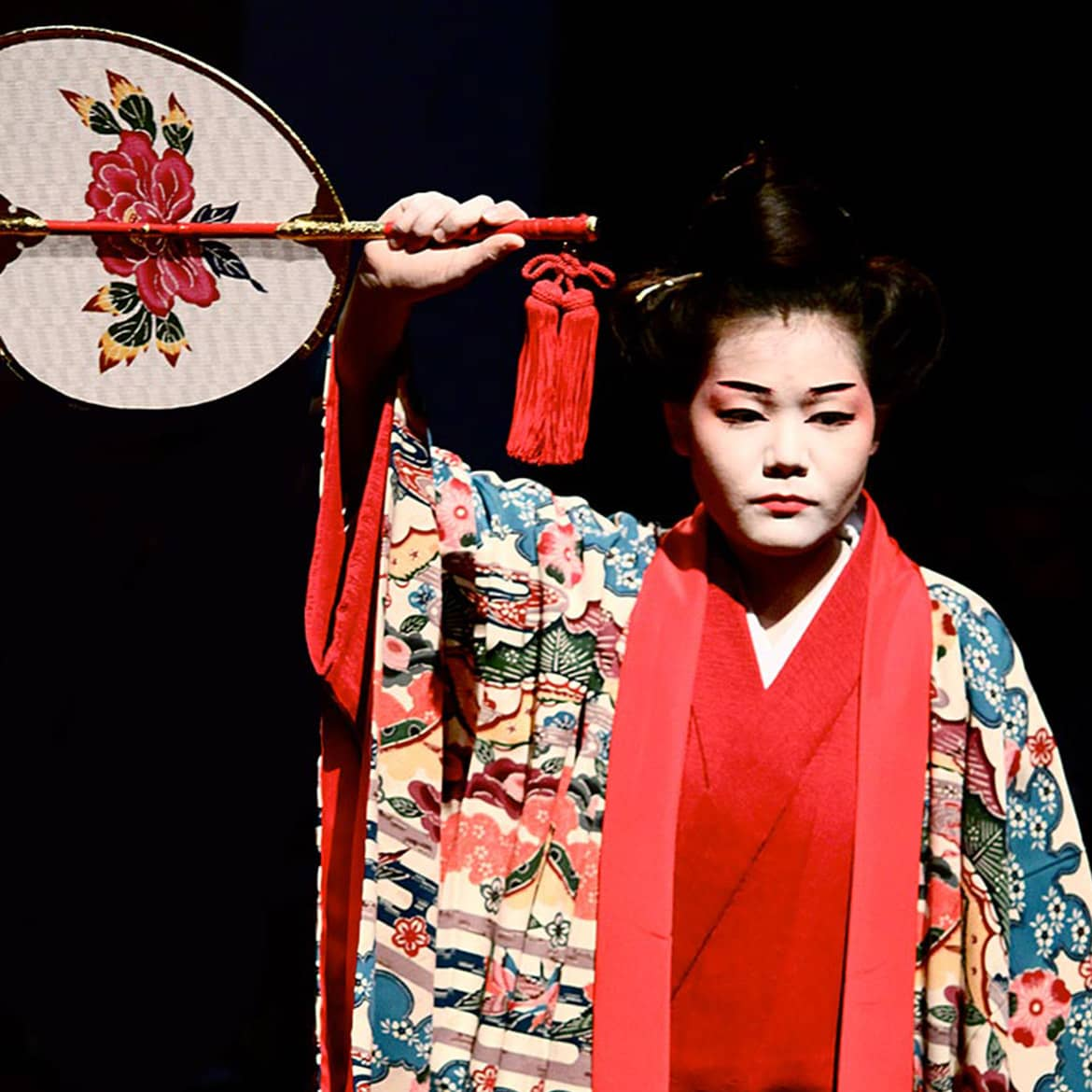 Kabuki Theatre Moved On