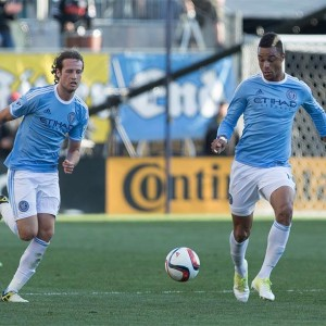 NYCFC's Mix Diskerud and Khiry Shelton will be in the USMNT's January camp.