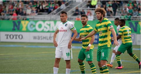 New York Cosmos, NASL, soccer